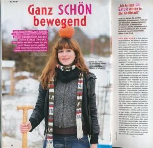 Kürbis goes Cosmopolitan – wir sagen *Danke!*