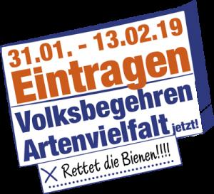 Wir ändern das bayerische Naturschutzgesetz!